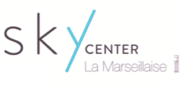 Logo Sky Center Marseille